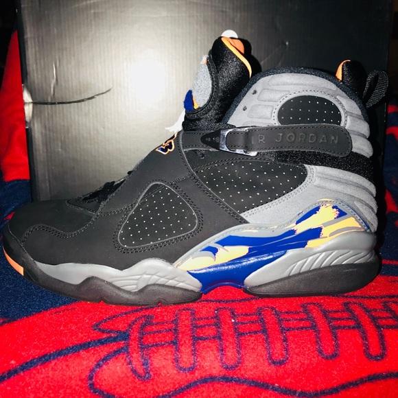 """497c0178d589f8 Jordan Other - Air Jordan Retro 8 """"Phoenix Suns"""""""